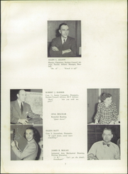 Page 11, 1951 Edition, Ottawa Hills High School - Mesasa Yearbook (Ottawa Hills, OH) online yearbook collection