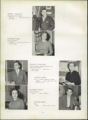 Page 12, 1951 Edition, Ottawa Hills High School - Mesasa Yearbook (Ottawa Hills, OH) online yearbook collection