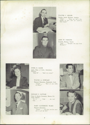 Page 13, 1951 Edition, Ottawa Hills High School - Mesasa Yearbook (Ottawa Hills, OH) online yearbook collection