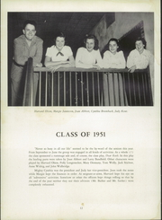 Page 16, 1951 Edition, Ottawa Hills High School - Mesasa Yearbook (Ottawa Hills, OH) online yearbook collection