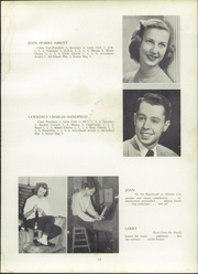 Page 17, 1951 Edition, Ottawa Hills High School - Mesasa Yearbook (Ottawa Hills, OH) online yearbook collection