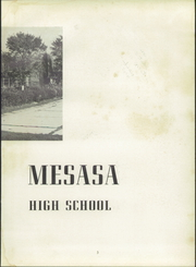 Page 7, 1951 Edition, Ottawa Hills High School - Mesasa Yearbook (Ottawa Hills, OH) online yearbook collection