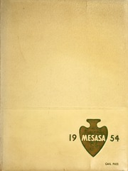 1954 Edition, Ottawa Hills High School - Mesasa Yearbook (Ottawa Hills, OH)