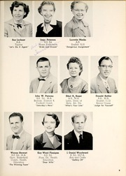 Page 13, 1954 Edition, Ottawa Hills High School - Mesasa Yearbook (Ottawa Hills, OH) online yearbook collection