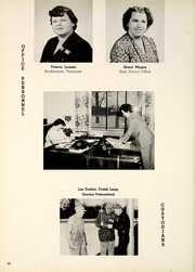 Page 14, 1954 Edition, Ottawa Hills High School - Mesasa Yearbook (Ottawa Hills, OH) online yearbook collection