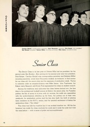 Page 16, 1954 Edition, Ottawa Hills High School - Mesasa Yearbook (Ottawa Hills, OH) online yearbook collection