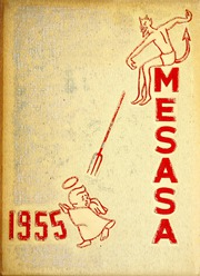 1955 Edition, Ottawa Hills High School - Mesasa Yearbook (Ottawa Hills, OH)