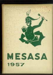 1957 Edition, Ottawa Hills High School - Mesasa Yearbook (Ottawa Hills, OH)