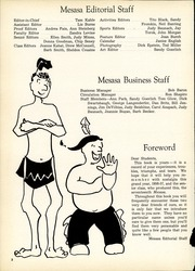 Page 4, 1957 Edition, Ottawa Hills High School - Mesasa Yearbook (Ottawa Hills, OH) online yearbook collection