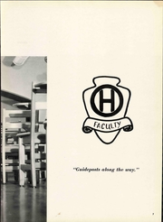 Page 13, 1958 Edition, Ottawa Hills High School - Mesasa Yearbook (Ottawa Hills, OH) online yearbook collection