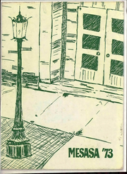 1973 Edition, Ottawa Hills High School - Mesasa Yearbook (Ottawa Hills, OH)