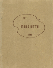 1945 Edition, Middlebury High School - Middiette Yearbook (Middlebury, IN)