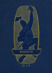 1949 Edition, Middlebury High School - Middiette Yearbook (Middlebury, IN)
