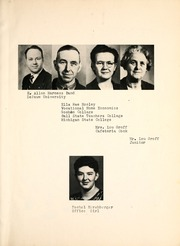 Page 15, 1950 Edition, Middlebury High School - Middiette Yearbook (Middlebury, IN) online yearbook collection