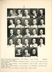 Page 37, 1950 Edition, Middlebury High School - Middiette Yearbook (Middlebury, IN) online yearbook collection