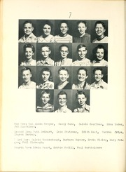 Page 38, 1950 Edition, Middlebury High School - Middiette Yearbook (Middlebury, IN) online yearbook collection