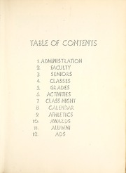 Page 7, 1950 Edition, Middlebury High School - Middiette Yearbook (Middlebury, IN) online yearbook collection