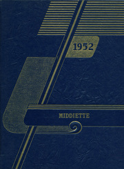 1952 Edition, Middlebury High School - Middiette Yearbook (Middlebury, IN)