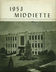 1953 Edition, Middlebury High School - Middiette Yearbook (Middlebury, IN)