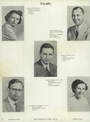 Page 10, 1953 Edition, Middlebury High School - Middiette Yearbook (Middlebury, IN) online yearbook collection