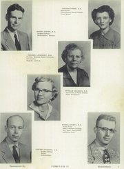 Page 11, 1953 Edition, Middlebury High School - Middiette Yearbook (Middlebury, IN) online yearbook collection