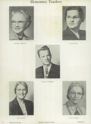 Page 12, 1953 Edition, Middlebury High School - Middiette Yearbook (Middlebury, IN) online yearbook collection