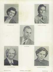 Page 13, 1953 Edition, Middlebury High School - Middiette Yearbook (Middlebury, IN) online yearbook collection