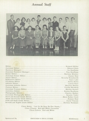 Page 5, 1953 Edition, Middlebury High School - Middiette Yearbook (Middlebury, IN) online yearbook collection