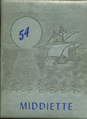 1954 Edition, Middlebury High School - Middiette Yearbook (Middlebury, IN)