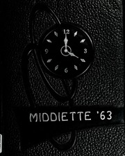1963 Edition, Middlebury High School - Middiette Yearbook (Middlebury, IN)