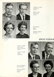 Page 12, 1963 Edition, Middlebury High School - Middiette Yearbook (Middlebury, IN) online yearbook collection
