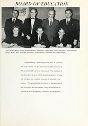 Page 9, 1963 Edition, Middlebury High School - Middiette Yearbook (Middlebury, IN) online yearbook collection