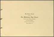 Page 5, 1918 Edition, Middletown High School - Mihiscan Yearbook (Middletown, IN) online yearbook collection