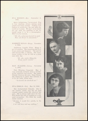 Page 17, 1922 Edition, Middletown High School - Mihiscan Yearbook (Middletown, IN) online yearbook collection