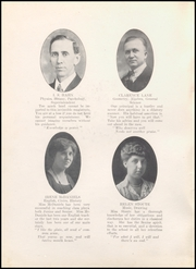 Page 8, 1922 Edition, Middletown High School - Mihiscan Yearbook (Middletown, IN) online yearbook collection