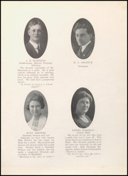 Page 9, 1922 Edition, Middletown High School - Mihiscan Yearbook (Middletown, IN) online yearbook collection
