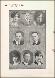 Page 12, 1926 Edition, Middletown High School - Mihiscan Yearbook (Middletown, IN) online yearbook collection