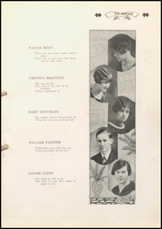 Page 15, 1926 Edition, Middletown High School - Mihiscan Yearbook (Middletown, IN) online yearbook collection