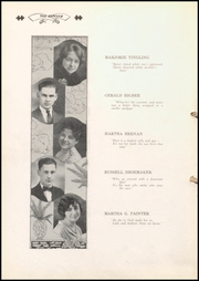 Page 16, 1926 Edition, Middletown High School - Mihiscan Yearbook (Middletown, IN) online yearbook collection