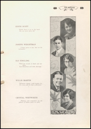 Page 17, 1926 Edition, Middletown High School - Mihiscan Yearbook (Middletown, IN) online yearbook collection