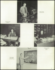Page 13, 1957 Edition, Middletown High School - Mihiscan Yearbook (Middletown, IN) online yearbook collection