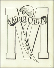 Page 5, 1957 Edition, Middletown High School - Mihiscan Yearbook (Middletown, IN) online yearbook collection