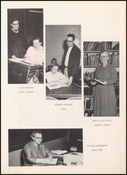 Page 11, 1958 Edition, Middletown High School - Mihiscan Yearbook (Middletown, IN) online yearbook collection