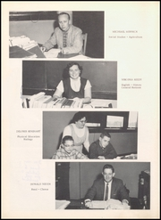 Page 12, 1958 Edition, Middletown High School - Mihiscan Yearbook (Middletown, IN) online yearbook collection