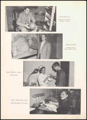 Page 14, 1958 Edition, Middletown High School - Mihiscan Yearbook (Middletown, IN) online yearbook collection