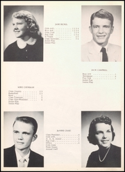 Page 16, 1958 Edition, Middletown High School - Mihiscan Yearbook (Middletown, IN) online yearbook collection