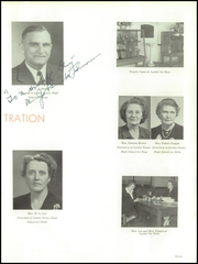 Page 11, 1948 Edition, Central High School - Miller Lanier Yearbook (Macon, GA) online yearbook collection