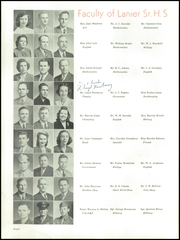Page 12, 1948 Edition, Central High School - Miller Lanier Yearbook (Macon, GA) online yearbook collection