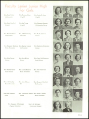 Page 15, 1948 Edition, Central High School - Miller Lanier Yearbook (Macon, GA) online yearbook collection
