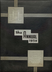 1950 Edition, Central High School - Miller Lanier Yearbook (Macon, GA)